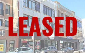 1244 N Milwaukee Leased